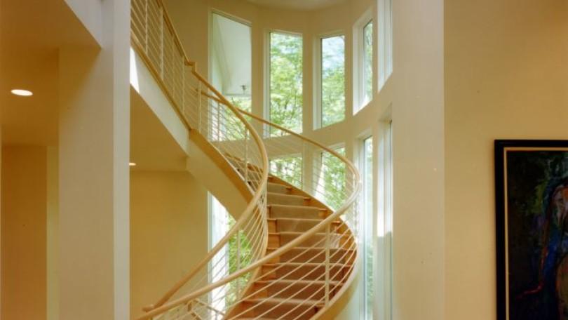 Interior - Contemporary Estate - Great Falls, VA