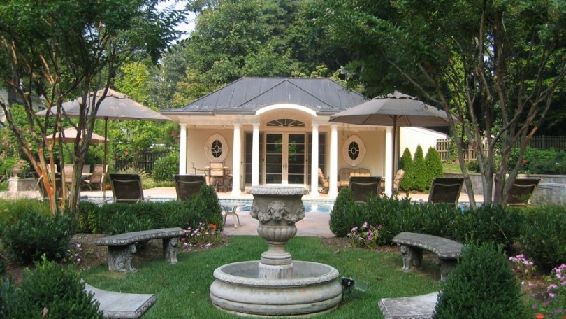 Pool House - Bethesda, MD