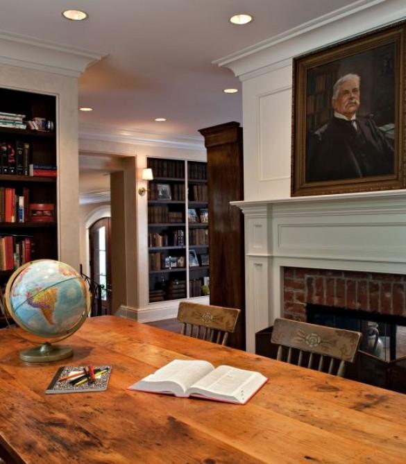 Warm Library - Alexandria, VA