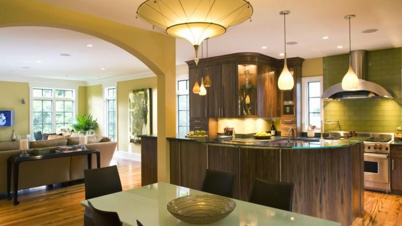 Wesley Heights Dining Room Renovation - Washington, DC
