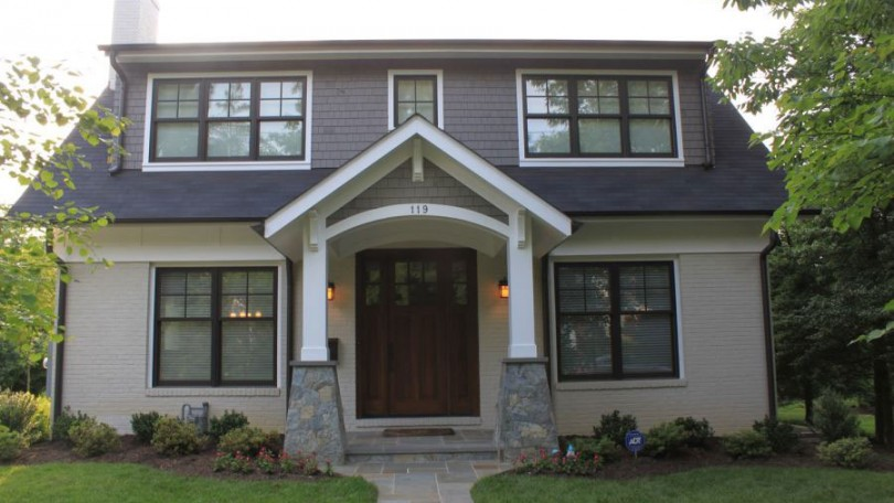 Craftsman Style Renovation - Falls Church, VA