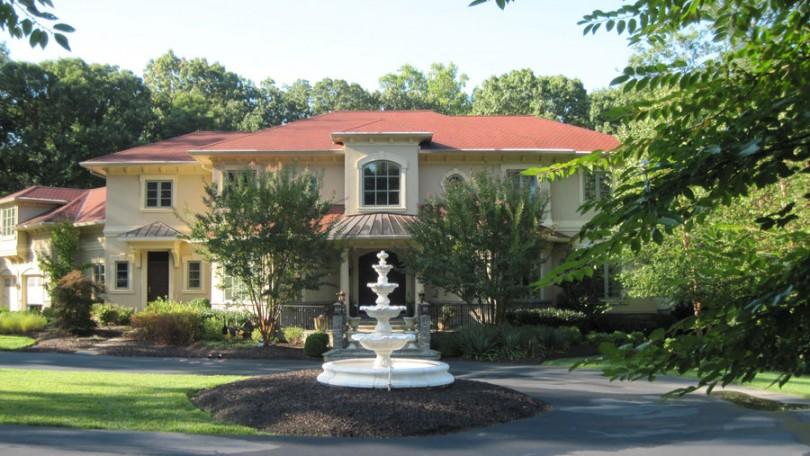 European Estate w/Fountain - Oakton, VA