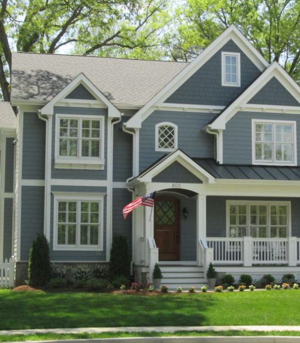 Eclectic & Spirited Cottage Style Home - Vienna, VA