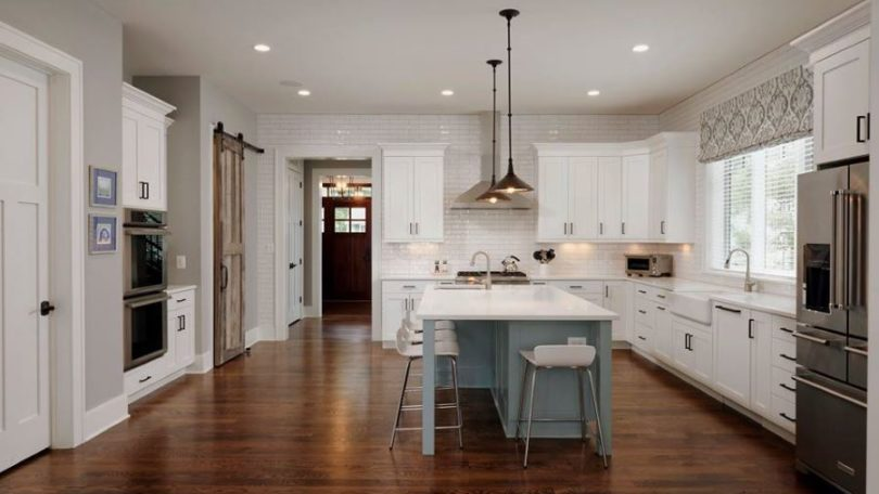Contemporary Farmhouse Kitchen - Vienna, VA