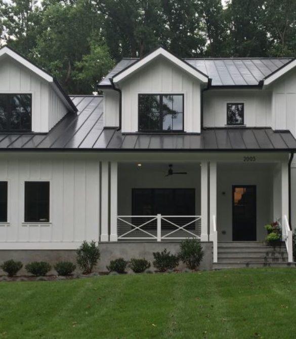 Modern Farmhouse - McLean, VA