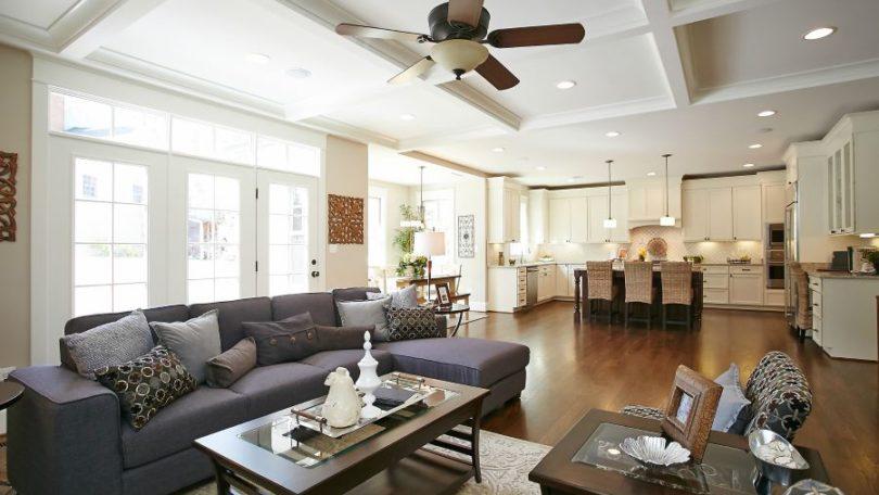 Open-Casual Living Space - Arlington, VA