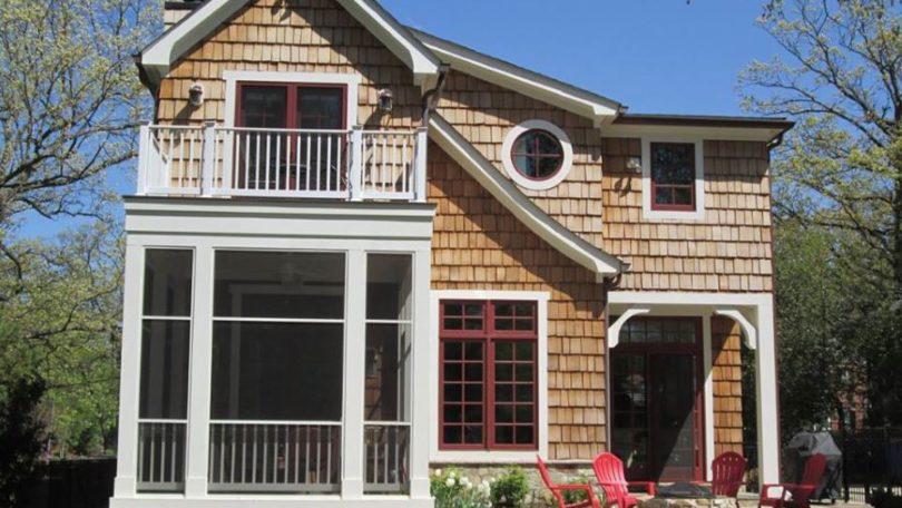 Charming Cottage Renovation - Arlington, VA