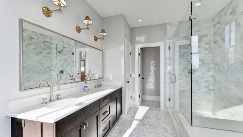 Stunning Modern Bath - Arlington, VA