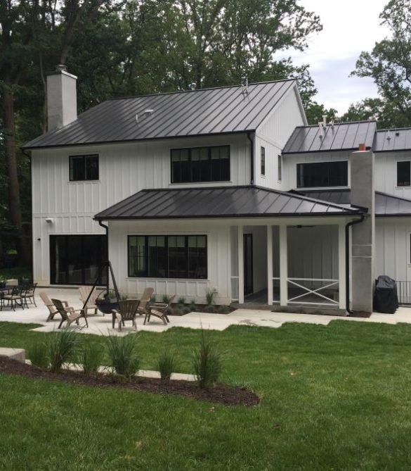 Modern Farm House - McLean, VA