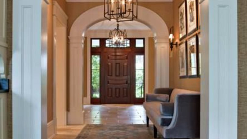 Luxe Entry Hall - Alexandria, VA