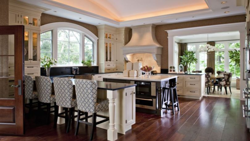 Luxurious Kitchen Renovation - Alexandria, VA