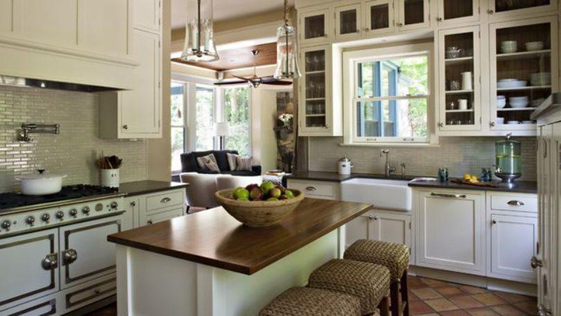 Victorian Kitchen Renovation - Alexandria, VA