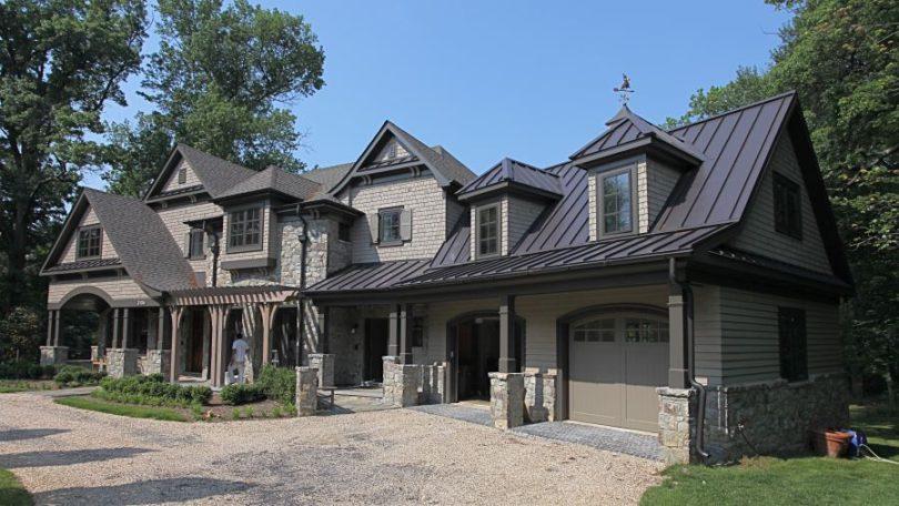 Shingle Style Estate - McLean, VA