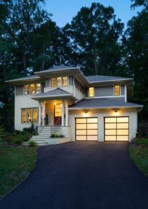 Modern Prairie Style -Lake Barcroft, VA