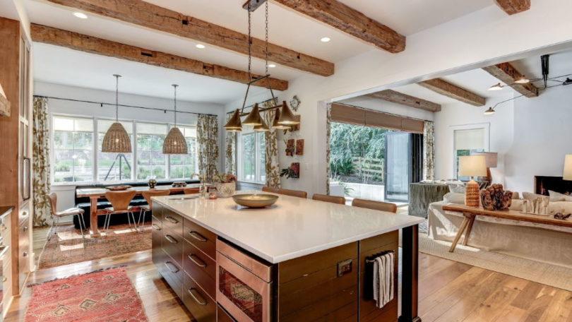 Modern Farmhouse Kitchen- McLean,VA