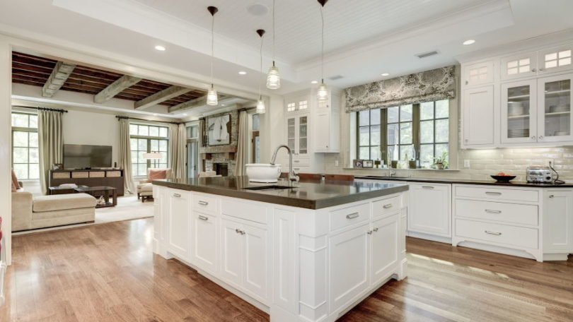 Inviting Kitchen- McLean, VA