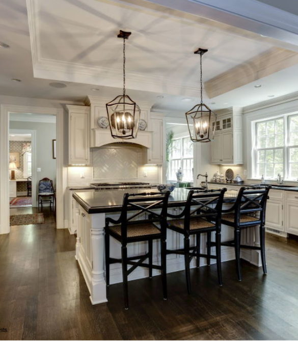 Gorgeous Traditional Kitchen- McLean, VA