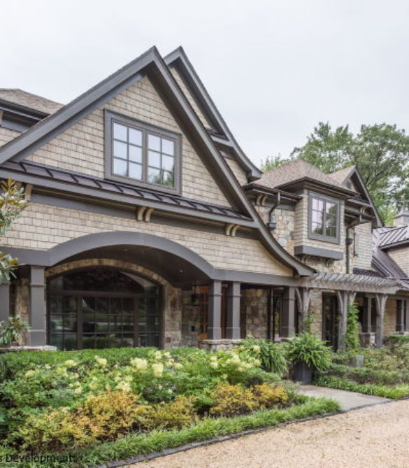 Shingle Style Estate - McLean, VA