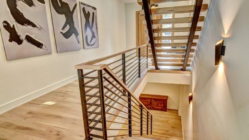 Modern Stairwell-Vienna, VA