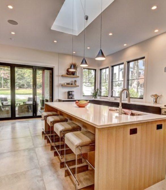 Contemporary Kitchen- Vienna, VA