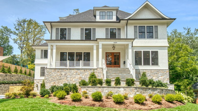 Shingled Traditional -Arlington, VA