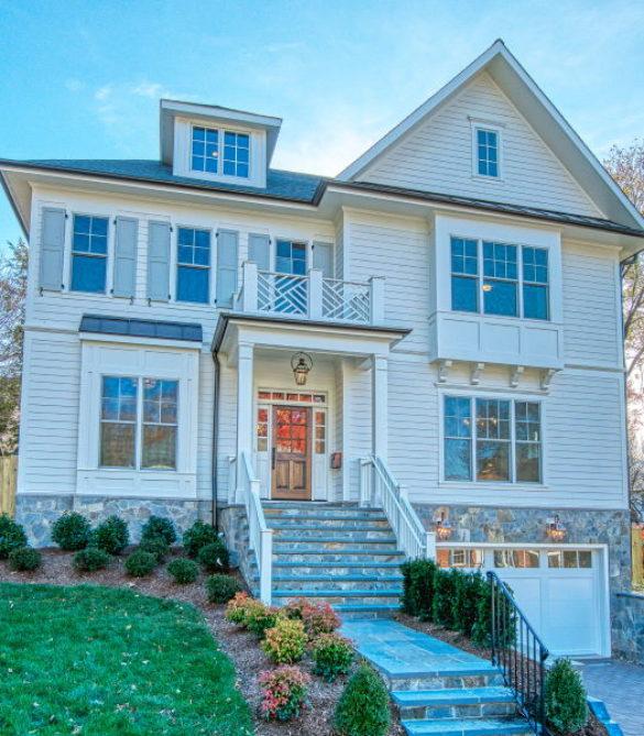 Handsome Traditional Home- Arlington, VA
