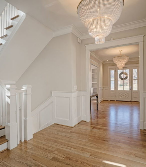 Spacious Traditional Foyer- Arlington, VA