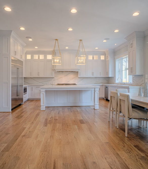 Stately Traditional Kitchen - Arlington, VA