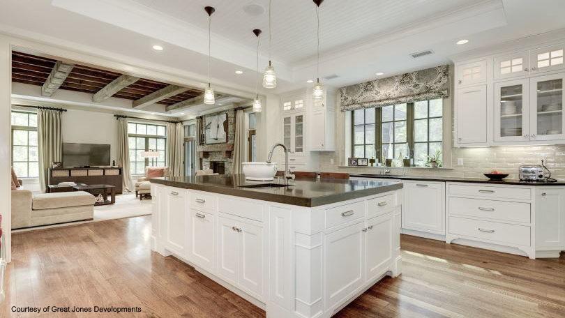 Virginia Avenue - Kitchen-Family Room