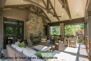 Architectural Services - Outdoor Rooms and Structures Portfolio