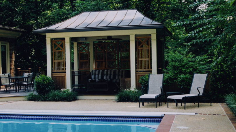 Superbly Crafted Shade Structure - McLean, Virginia